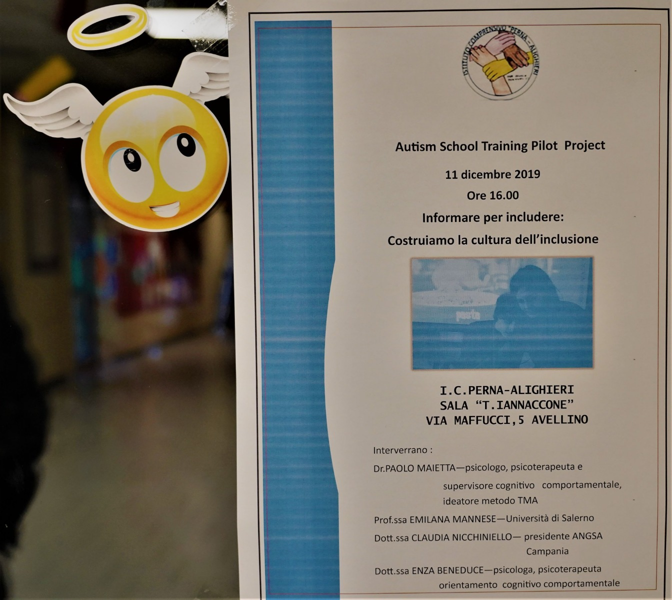 Autism School Training Pilot Project